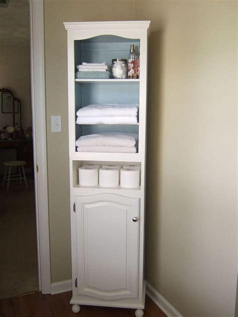 linen cabinet storage solution linen storage cabinet