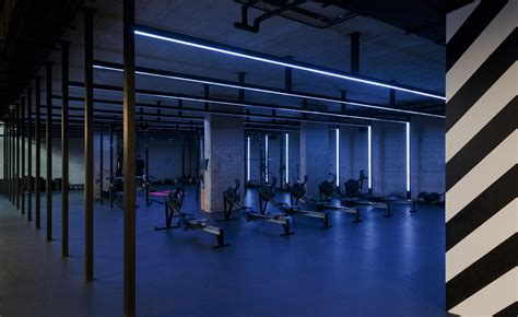 Led Lights Across Room by The Best Gyms Around The World 2018 Wallpaper