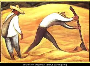 diego rivera paintings mexican artist modern latin