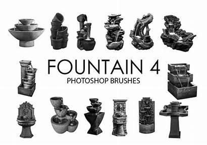 Photoshop Fountain Brushes Brusheezy