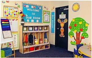 Preschool classroom decorating ideas cdc
