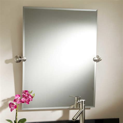 tilting bathroom mirror set 22 quot kyra mirror bathroom mirrors bathroom