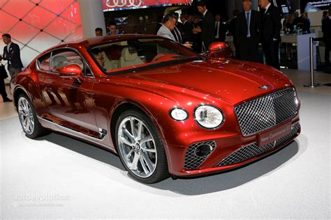 2018 Bentley Continental Gt Is Predictably Irresistible In