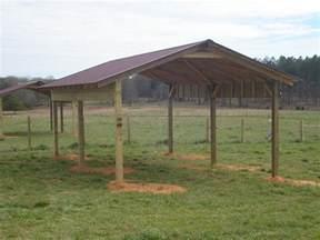 Pole Barn Shed