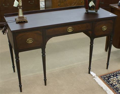 cute desks for sale cute mahognay pencil inlad sheraton vanity for sale