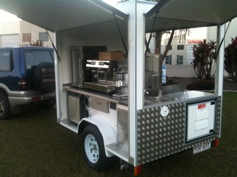 Mobile Coffee Trailers For Sale   Ultimate Quality & Design   Bella Manufacturing