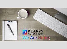 Kearys Motors Careers, Kearys Motors Jobs in Ireland jobsie