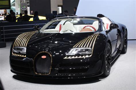 Bugatti Veyron Legend Black Bess Beijing 2018 Photo