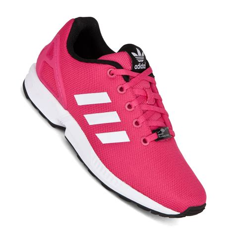 tütü pink damen adidas zx flux sneaker equipment pink damen und kinder schuhe drop in de