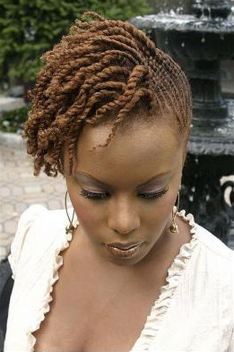 Twist Hairstyles For Black by Flat Twist Hairstyles For Black
