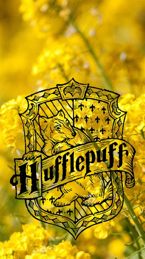 Hufflepuff Background Hufflepuff Phone Background Wallpaper Has Hufflepuff