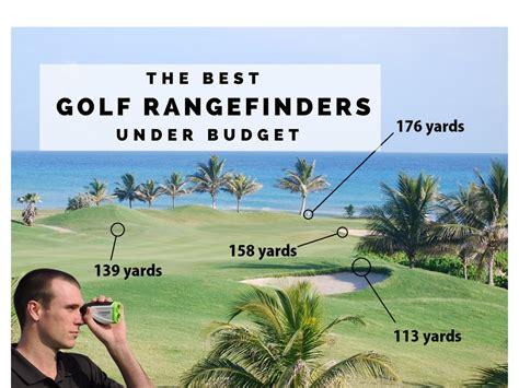 The Best Budget Golf Rangefinder  2017 Rangefinders