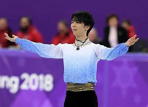 In Photos: Hanyu, Uno shine in short program skating at ...