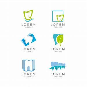 Dental logo collection Vector | Free Download