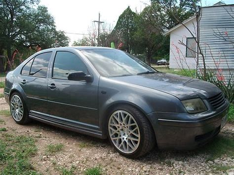Find Used 2003 Vw Jetta Gli Vr6 In Menard, Texas, United