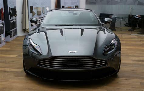 Geneva 2016 Aston Martin Db11 Looks To The Near Future
