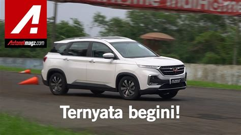 Review Wuling Almaz by Wuling Almaz Suv Review Drive By Autonetmagz