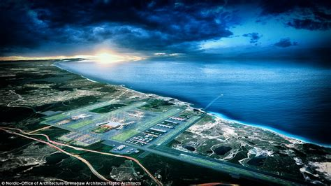 Connecting Ceiling Light by Istanbul New Airport Will Have Six Runways And The World S