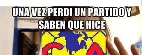 Club America Memes - america vs pumas best pre game memes