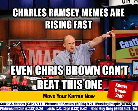 Charles Ramsey Meme - charles ramsey memes are rising fast even chris brown can t beat this one mad karma with jim