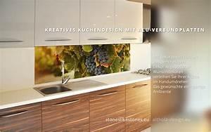 Alu Verbundplatten Küche : altholz design von stoneslikestones kreative holz paneele bersicht aller produkte ~ Markanthonyermac.com Haus und Dekorationen
