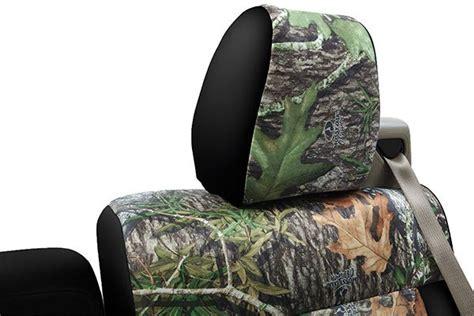 Skanda Mossy Oak Camo Seat Covers Made By Coverking