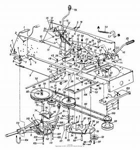 Mtd 144p828h000  1994  Parts Diagram For Drive  Pedal