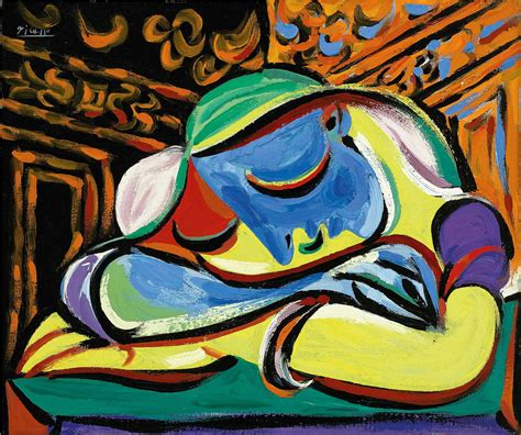 Jeune Fille Endormie By Pablo Picasso Will Go Under The