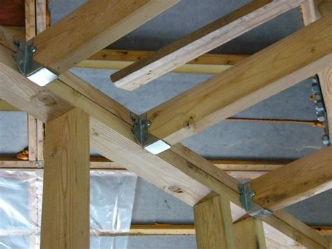 Ceiling Joist Hangers by August 19 2007 Getting Back To Zero Post At