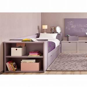 Lit Avec Bureau : chambre d 39 enfant haut de gamme avec lit et bureau design asoral ~ Teatrodelosmanantiales.com Idées de Décoration