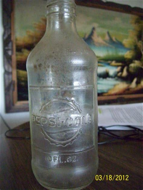 Pepsi bottles dating Pepsi