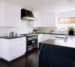 open plan kitchen ideas black and white kitchens ideas photos inspirations