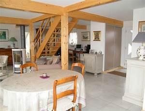 Maison d'architecte à ossature bois Nos maisons ossatures bois Maison 2 pans