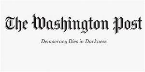 Le nouveau slogan du Washington Post contre Trump est très ...