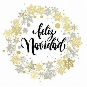 Noel En Espagnol : joyeux no l en texte espagnol pour la carte de voeux illustration stock illustration du ~ Preciouscoupons.com Idées de Décoration