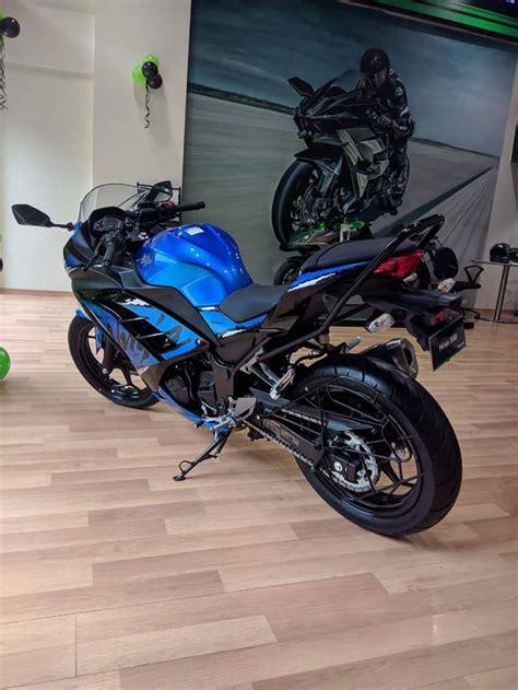 Kawasaki 300 Image by New Kawasaki 300 In 5 Live Images
