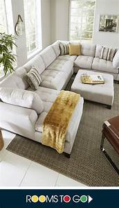 Awesome living room sectional ideas also in pictures sofas for Sectional sofa at rooms to go