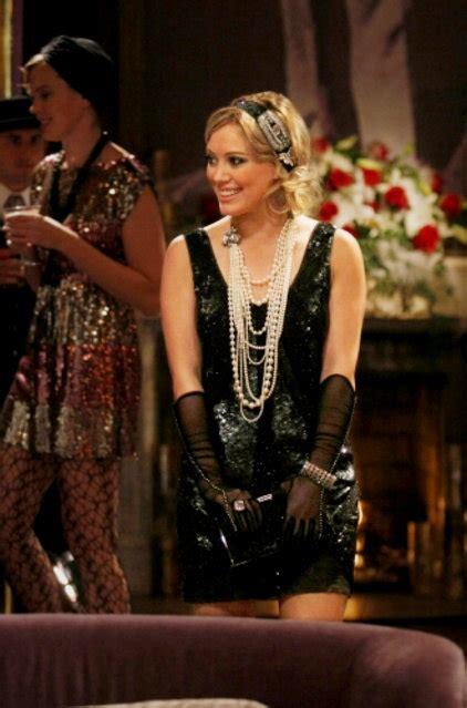 hilary duff  returning  gossip girl finale
