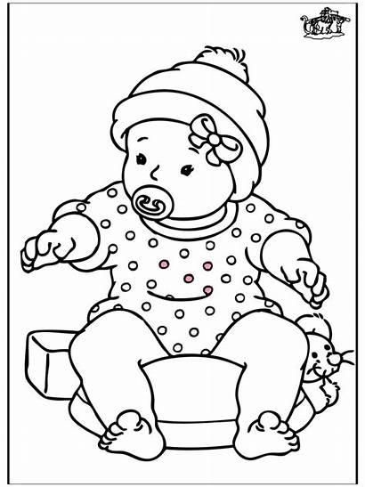 Coloring Pages Printable Neighbor Hello Newborn Kleurplaat