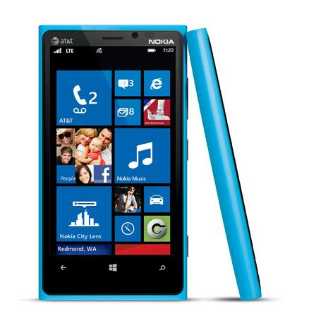 the cyan lumia 920 at t and nokia us with a new color windows central