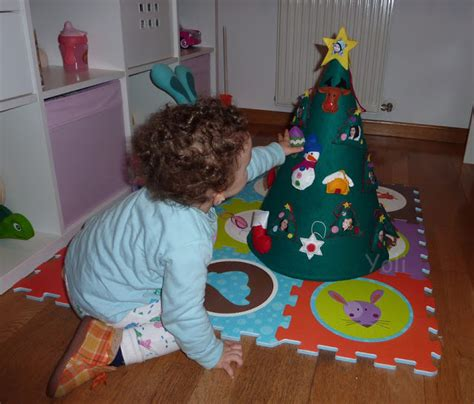 manualidades merrajo yoli arbol de navidad para ni 241 os