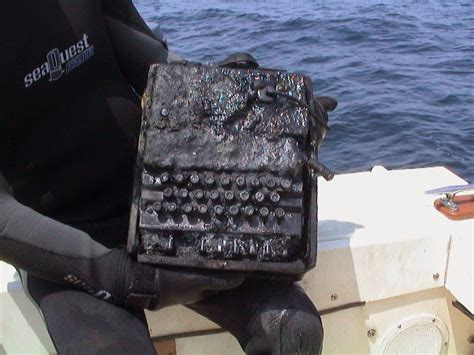 U Boat Enigma by World War Ii In Pictures Cracking The Enigma Machine