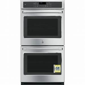 Samsung 30 in. 5.8 cu. ft. Slide-In Dual Door Double Oven ...