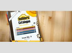 Trade Catalogues Builders