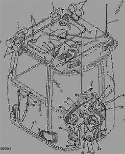 Jd 4430 Wiring Diagram  John Deere 4430 4630 Tractors