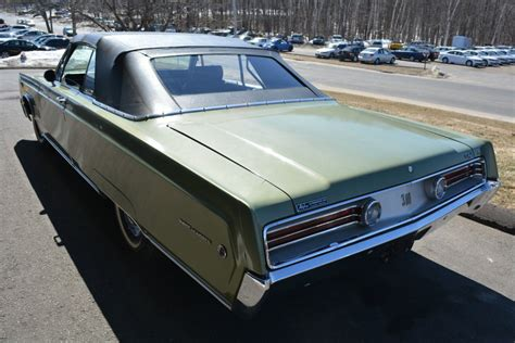 Convertible Chrysler 300 For Sale by 1968 Chrysler 300 Convertible 440 For Sale