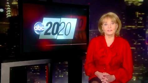 Barbara Walters On 20/20