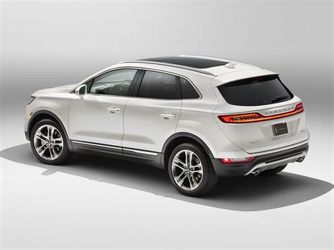 New 2018 Lincoln Mkc  Price, Photos, Reviews, Safety