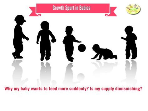 growth spurt  babies