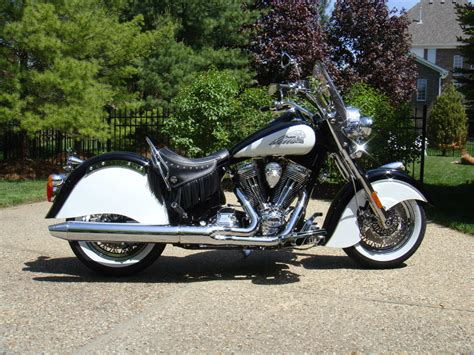 My New Indian Motorcycle; Introducing